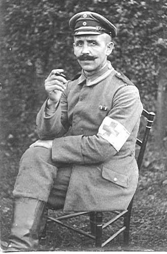 Der Steinhauermeister Ernst Hinze Senior