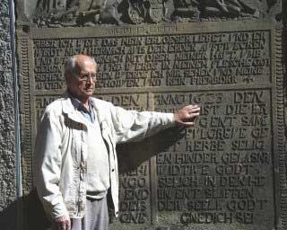 Ernst Hinze junior, die zweite Generation