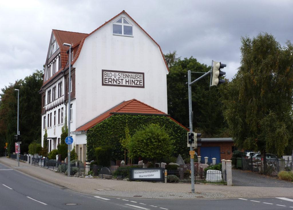 Unser Hauptsitz in Hannover-Anderten